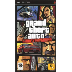 GTA LIBERTY CITY STORIES PSP FR OCCASION