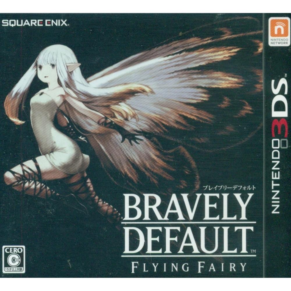 BRAVELY DEFAULT FLYING FAIRY 3DS JPN OCCASION