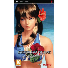 DEAD OR ALIVE PARADISE PSP FR OCCASION