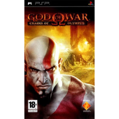 GOD OF WAR CHAINS OF OLYMPUS PSP FR OCCASION
