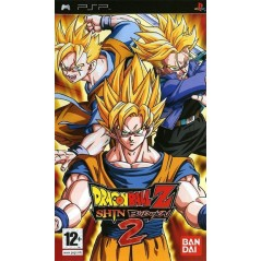 DRAGON BALL Z SHIN BUDOKAI 2 PSP FR OCCASION