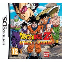 DRAGON BALL Z ATTACK OF THE SAIYANS NDS FAH OCCASION