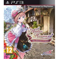 ATELIER RORONA PS3 FR OCCASION