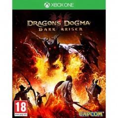 DRAGON'S DOGMA DARK ARISEN XONE PAL FR NEW