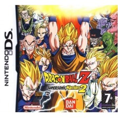 DRAGON BALL Z SUPERSONIC WARRIORS 2 NDS FR OCCASION