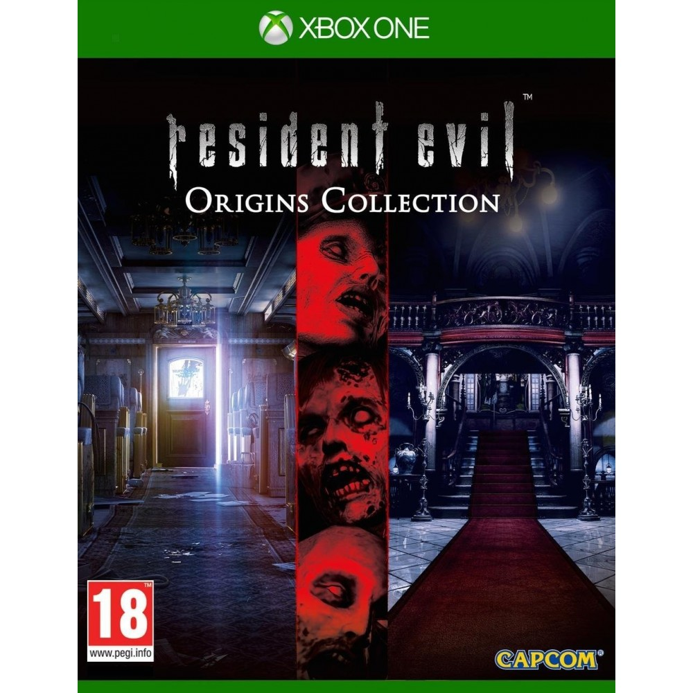 RESIDENT EVIL ORIGINS COLLECTION XBOX ONE FR