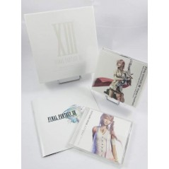 FINAL FANTASY XIII ORIGINAL SOUNDTRACK LIMITED EDITION JPN OCCASION