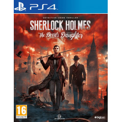 SHERLOCK HOLMES THE DEVIL S DAUGHTER PS4 UK OCCASION