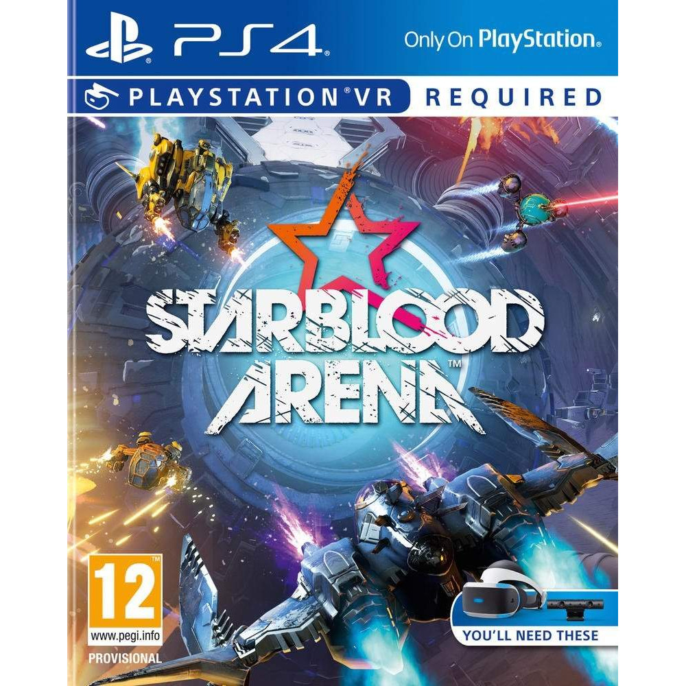 STARBLOOD ARENA PS4 FR OCCASION