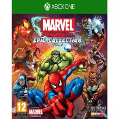 MARVEL PINBALL EPIC COLLECTION VOLUME 1 XBOX ONE FRANCAIS OCCASION
