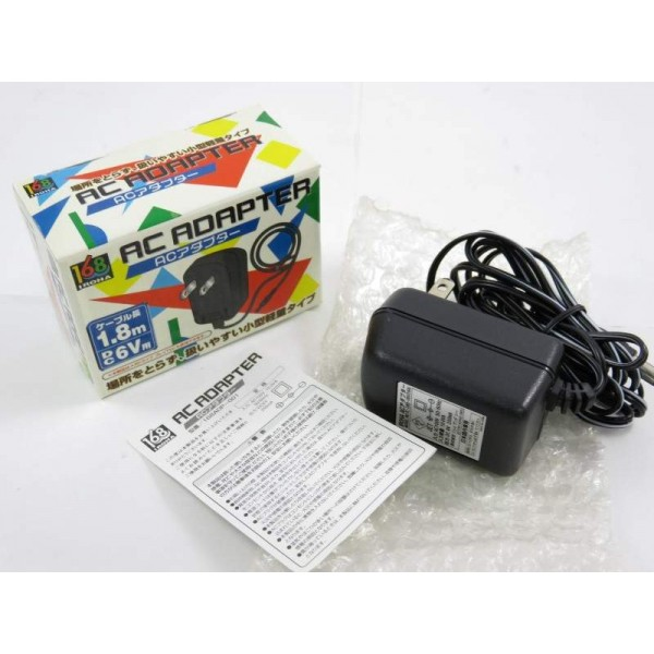 AC ADAPTER MEGADRIVE PLAY TV JPN OCCASION