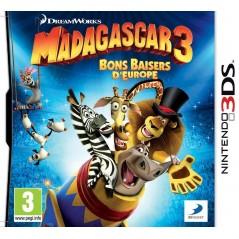 MADAGASCAR 3 3DS VF