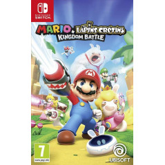 MARIO + THE LAPINS CRETINS: KINGDOM BATTLE SWITCH FR NEW