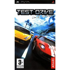 TEST DRIVE UNLIMITED PSP FR OCCASION