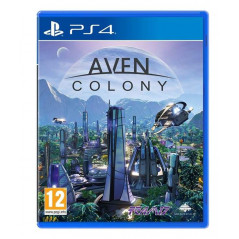 AVEN COLONY PS4 EURO FR NEW