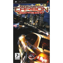 NEED FOR SPEED OWN THE CITY PSP FR OCCASION