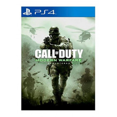 CALL OF DUTY MODERN WARFARE REMASTERED PS4 EURO FR NEW