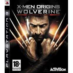 X-MEN ORIGINS WOLVERINE EDITION BESTIALE PS3 FR OCCASION