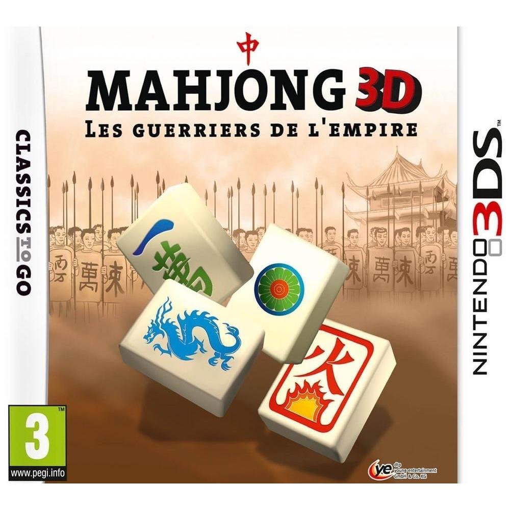 MAHJONG 3DS VF
