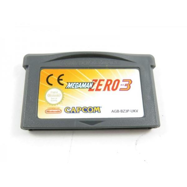 MEGAMAN ZERO 3 GBA UKV LOOSE