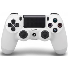 CONTROLLER DUAL SHOCK 4 BLANC FR OCCASION