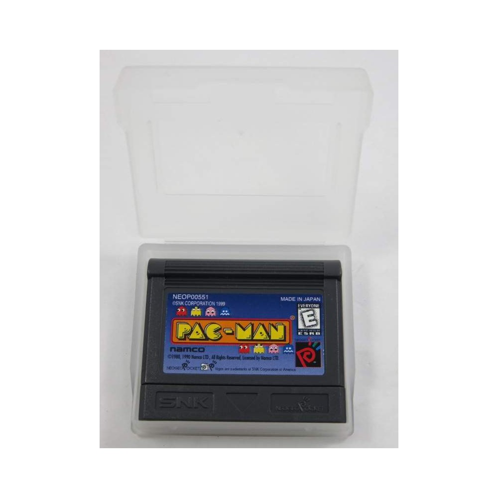 PAC-MAN NEO GEO POCKET COLOR USA LOOSE
