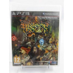 DRAGON S CROWN PS3 UK NEW