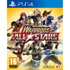 WARRIORS ALL STARS PS4 UK NEW
