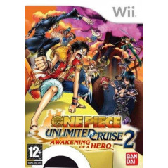 ONE PIECE UNLIMITED CRUISE 2 WII PAL-FR OCCASION