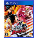 ONE PIECE BURNING BLOOD PS4 JAP OCC