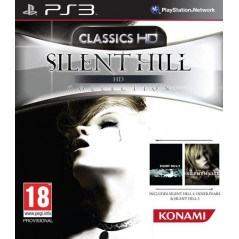 SILENT HILL HD COLLECTION PS3 FR OCCASION