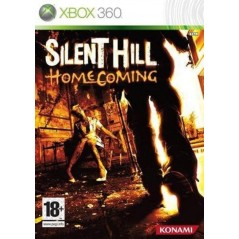 SILENT HILL HOME COMING XBOX 360 FR OCCASION