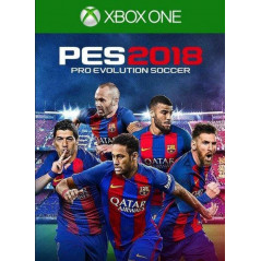 PRO EVOLUTION SOCCER 2018 XBOX ONE FR NEW