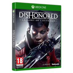 DISHONORED LA MORT DE L OUTSIDER XBOX ONE FR NEW