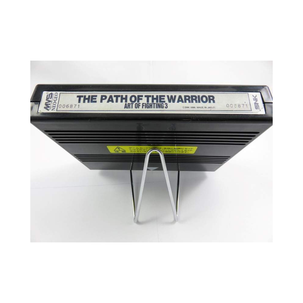 Buy The Path Of The Warrior Art Of Fighting 3 Mvs Occasion Game 67412 Trader Games