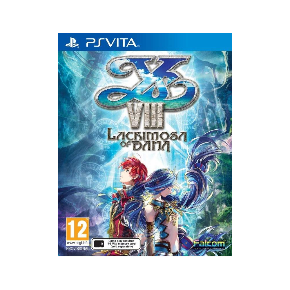 YS VIII LACRIMOSA OF DANA PSVITA UK NEW