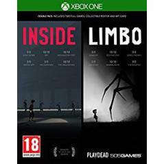 INSIDE LIMBO XBOX ONE UK NEW