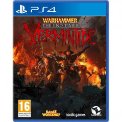 WARHAMMER THE END TIMES VERMINTIDE PS4 FR OCCASION