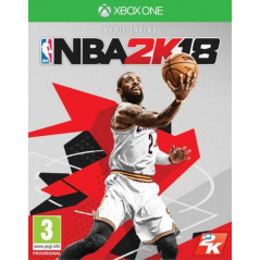 NBA 2K18 XBOX ONE FR NEW