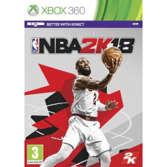 NBA 2K18 XBOX 360 FR NEW