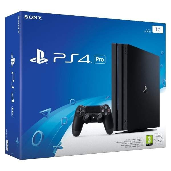 CONSOLE PS4 PRO 1 TO FR OCCASION