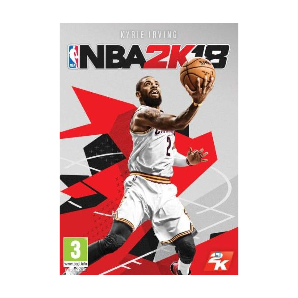 NBA 2K18 PC FR NEW
