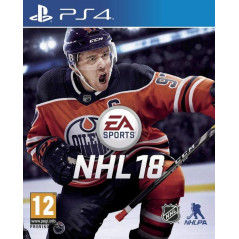 NHL 18 PS4 FR NEW