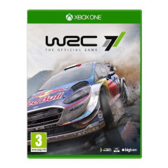 WRC 7 XBOX ONE UK NEW