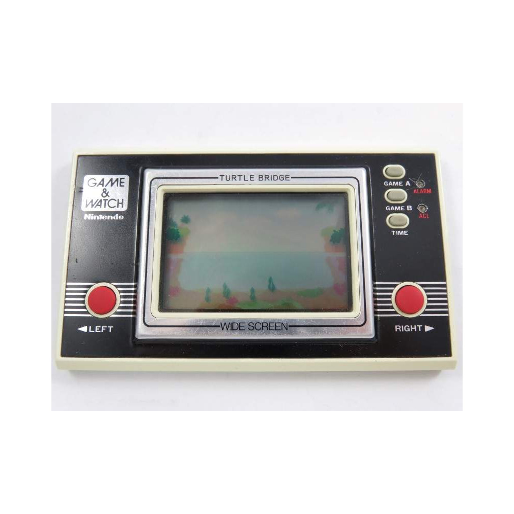 GAME & WATCH TURTLE BRIDGE (TL-28) OCCASION