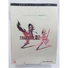 GUIDE FINAL FANTASY XIII-2 FR OCCASION