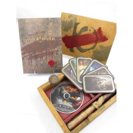 achat god of war iii press kit ps3 occasion jeu playstation 3 67562 trader games. Black Bedroom Furniture Sets. Home Design Ideas