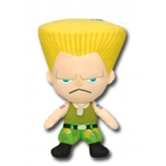 PELUCHE STREET FIGHTERS 11 POUCES GUILE NEW