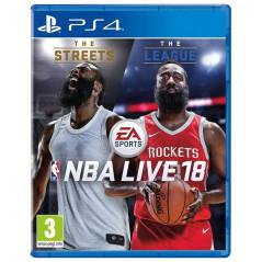 NBA LIVE 18 PS4 FR NEW