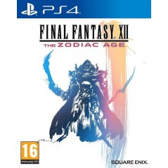 FINAL FANTASY XII THE ZODIAC AGE PS4 UK OCCASION